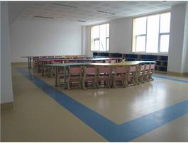 PVC地板工程案例